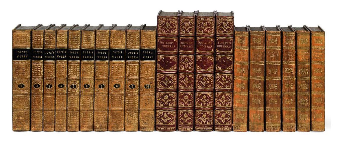 LITERATURE - BURNS, Robert. Th