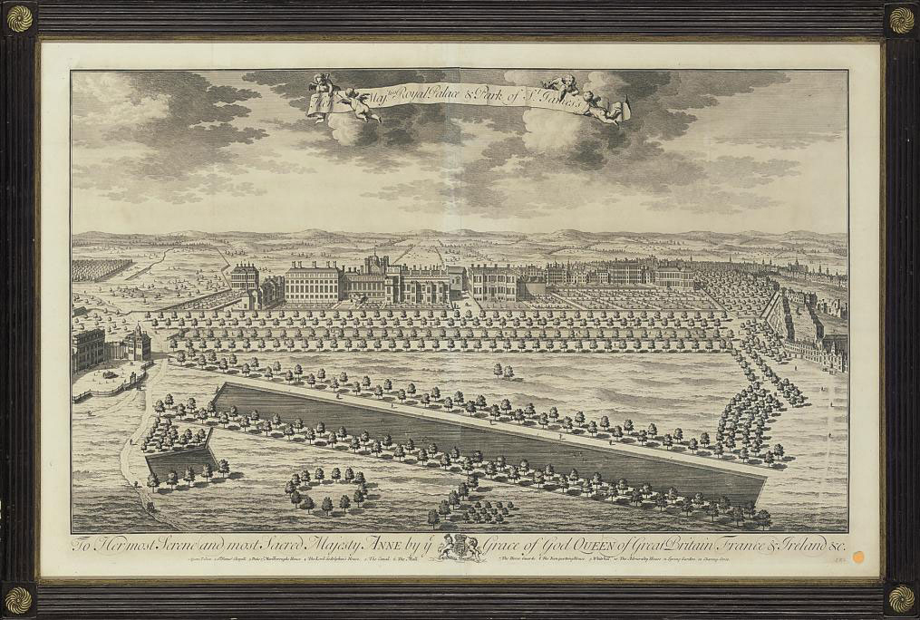 Views of St James's Palace