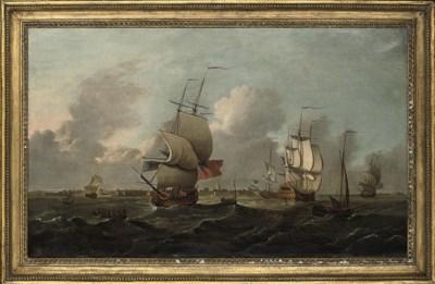 Thomas Mitchell (London 1735-1