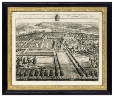 Samuel Buck (1696-1779), and N