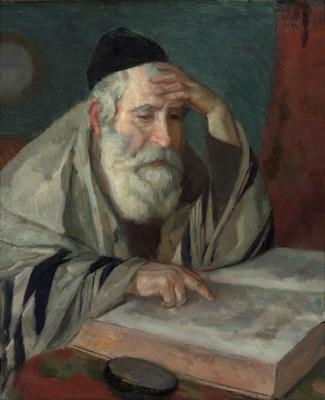 Otto Herschel (GERMAN, 1871-19