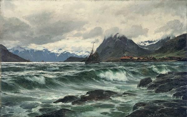 Laurits Bernhard Holst (DANISH
