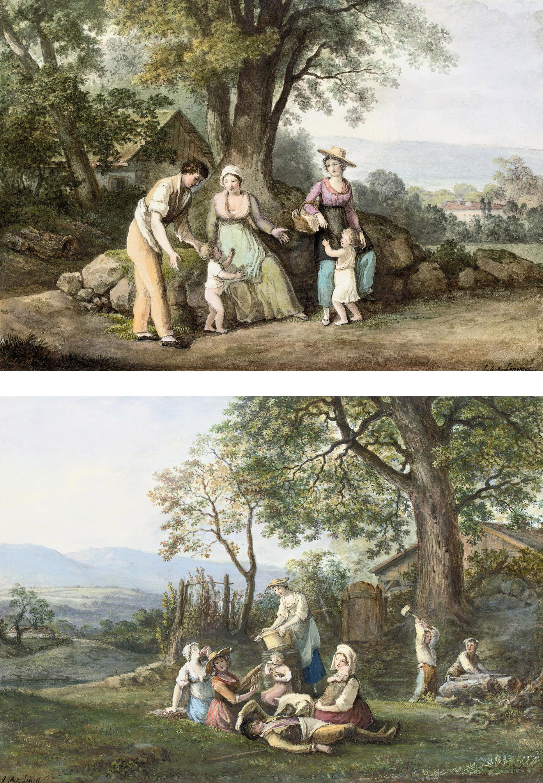 Jean-Antoine Linck (Geneva 1766-1843)