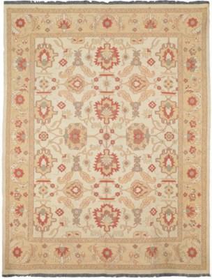 A Soumac styled carpet