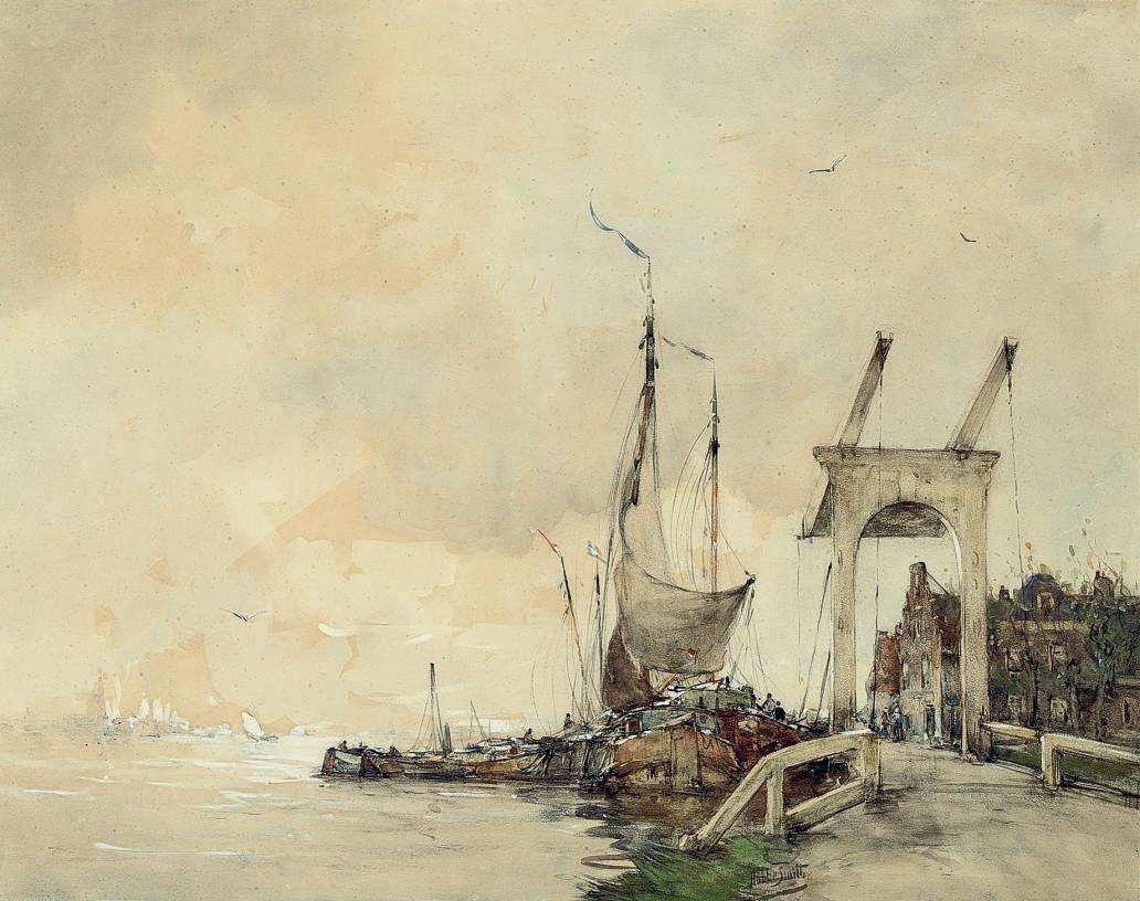 Hobbe Smith (Dutch, 1862-1942)