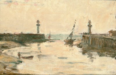 Circle of Eugène Louis Boudin