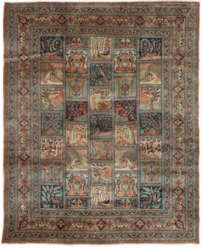 A North-East persian carpet of