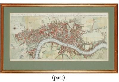 THREE MAPS OF LONDON