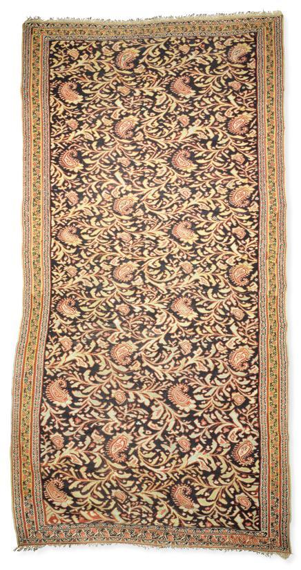 An unusual antique Senneh kili
