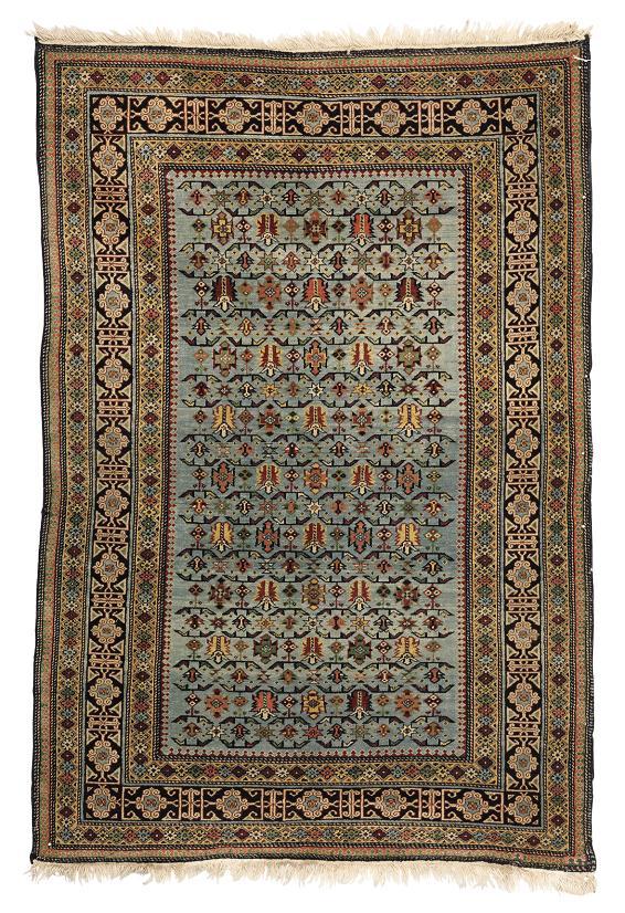 A fine Erevan rug