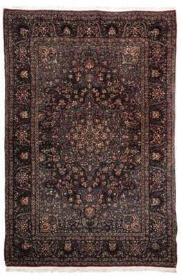 A fine North Persian rug & Sen