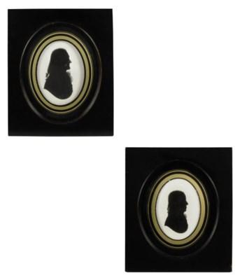 THREE UNIDENTIFIED PORTRAIT SI