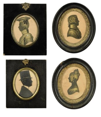 A GROUP OF EIGHT REGENCY AND L