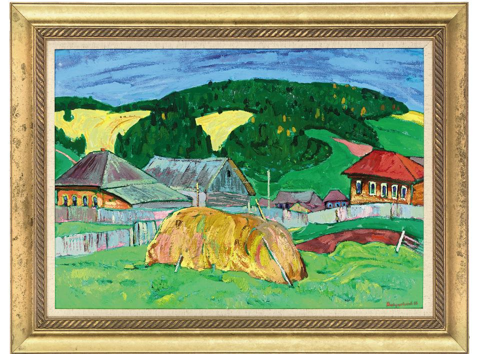 Yuri Matushevski (Russian, 193