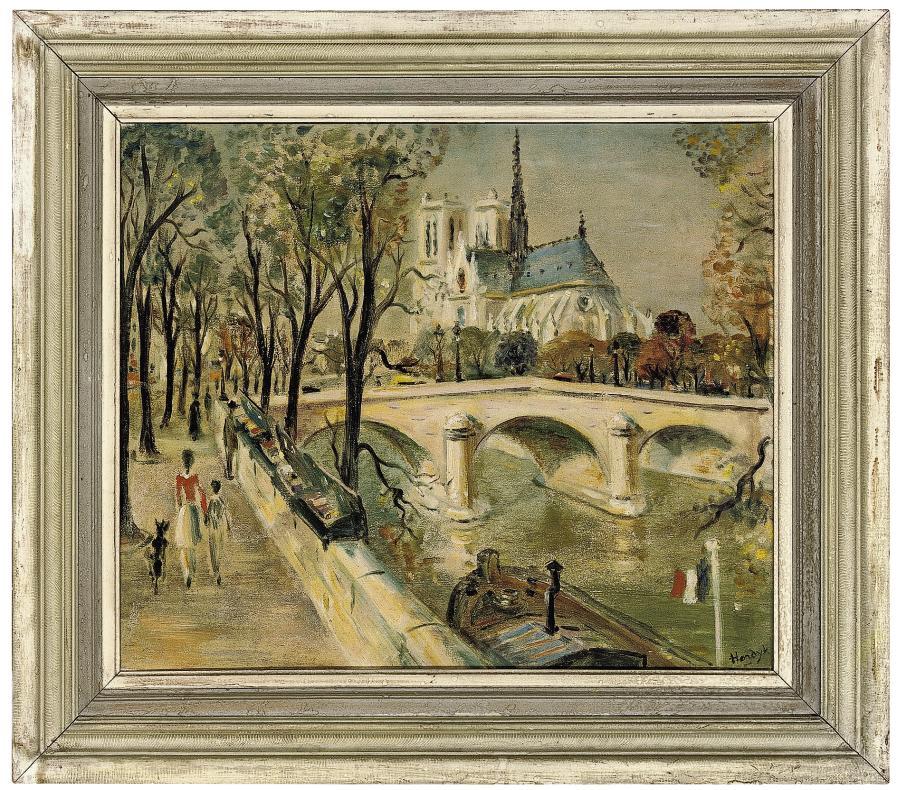 Gerard Hordyk (Dutch, 1899-195