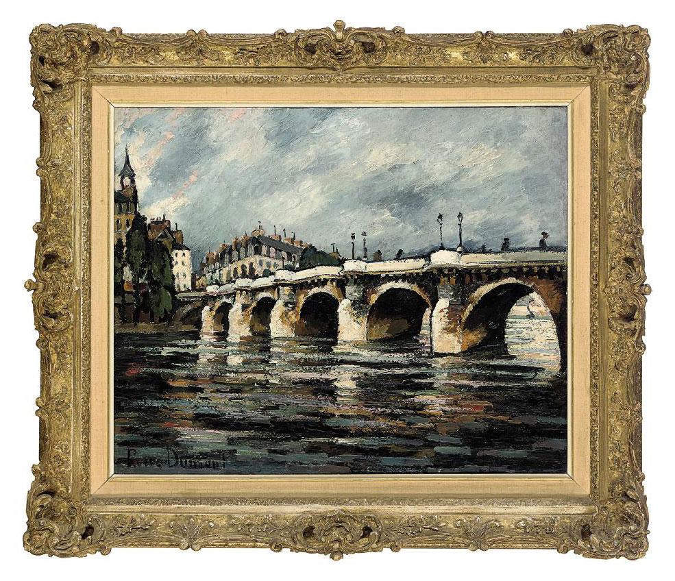 Le Pont Neuf, Paris II