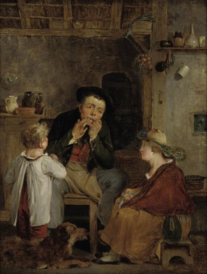 After Sir David Wilkie, R.A.