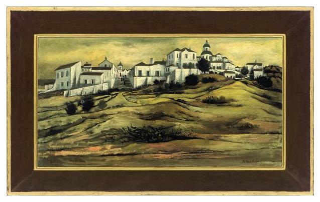 A Corsican village
