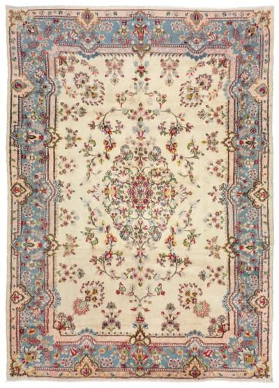 A Kirman carpet