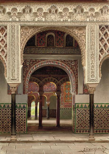 La Casa de Pilatos, Seville