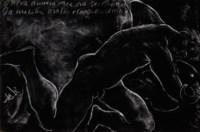 Sketch for Caravaggio