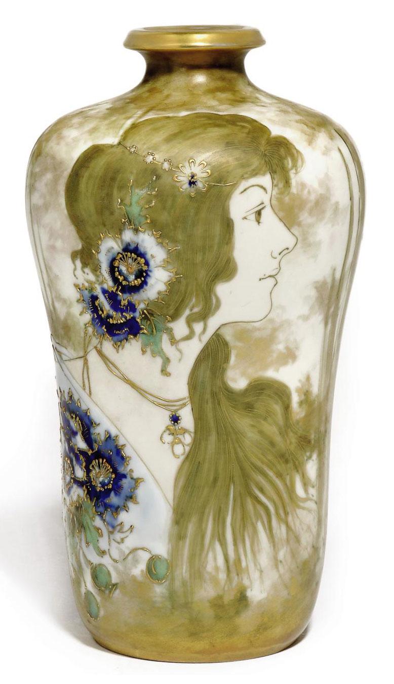 An Amphora Reissner Stellmacher And Kessel Portrait