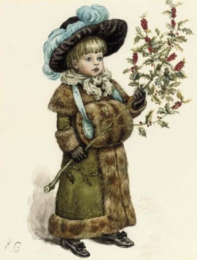 Kate Greenaway, R.I. (1846-190