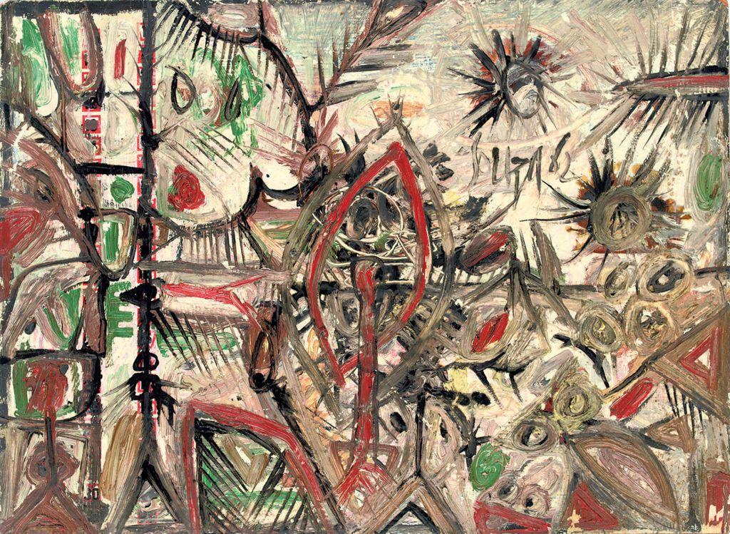 francis newton souza 1924 2002