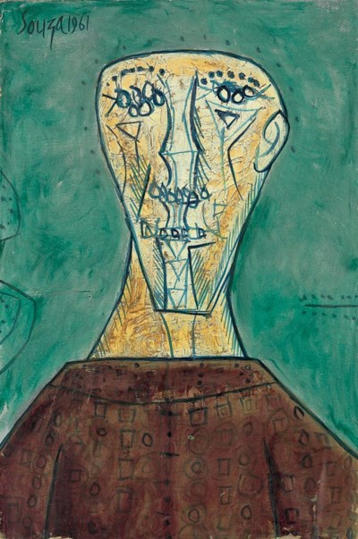 FRANCIS NEWTON SOUZA (1924-200