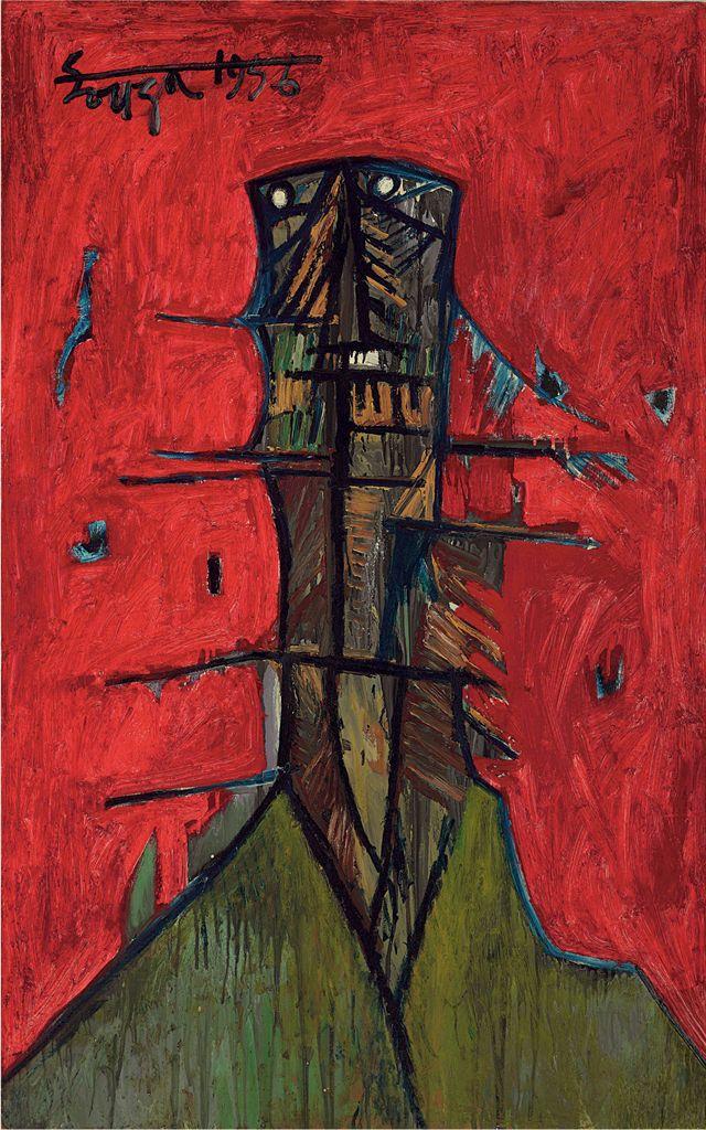 FRANCIS NEWTON SOUZA (1924 - 2002)