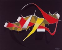 Untitled (From The Ribbons Series)