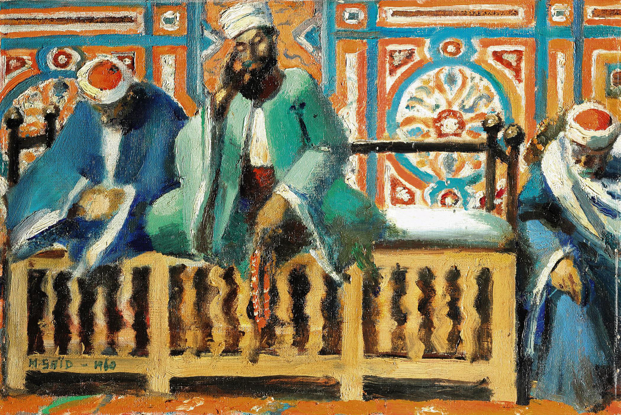 Mahmoud Said (Egyptian, 1897-1964)