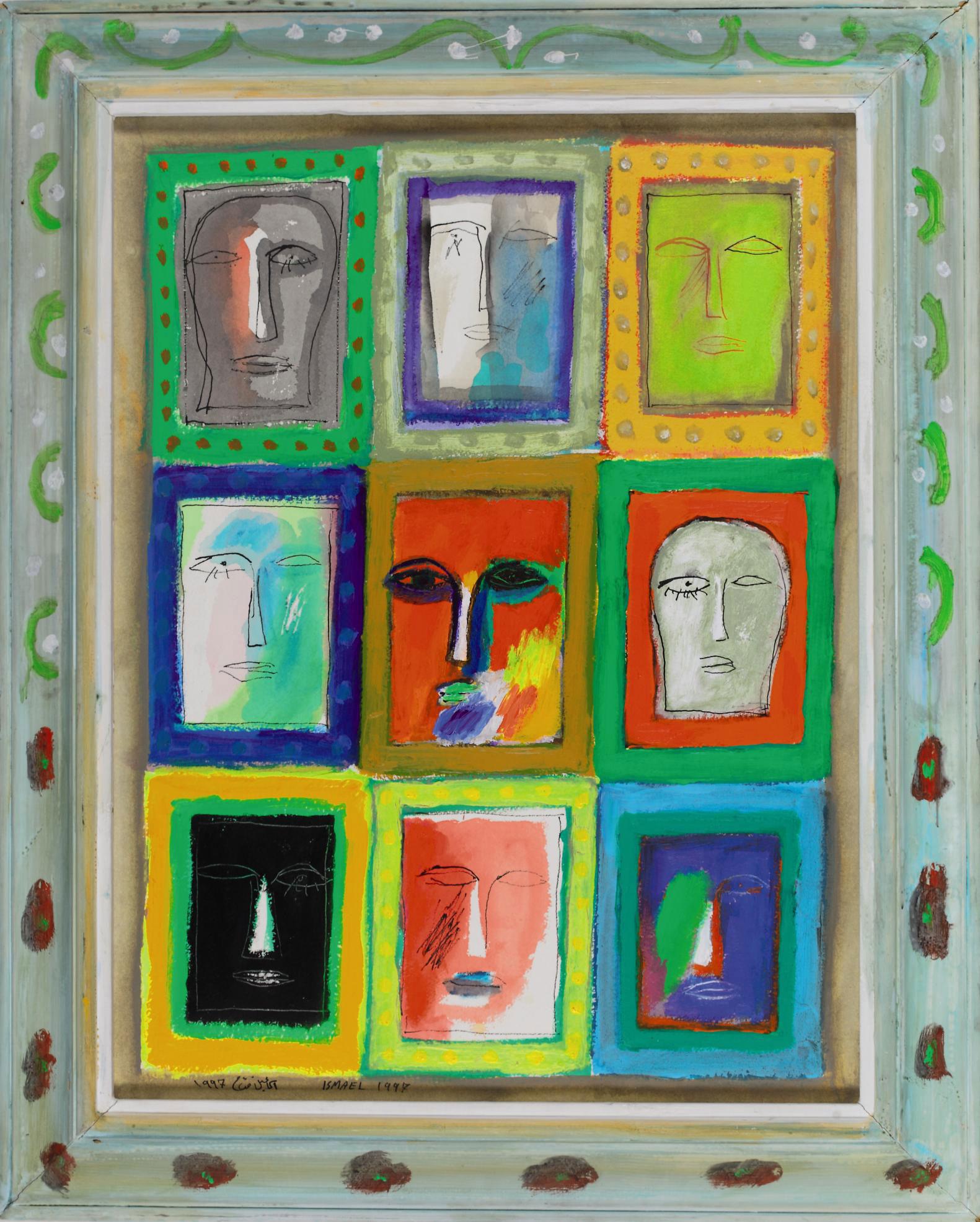 Nine Faces