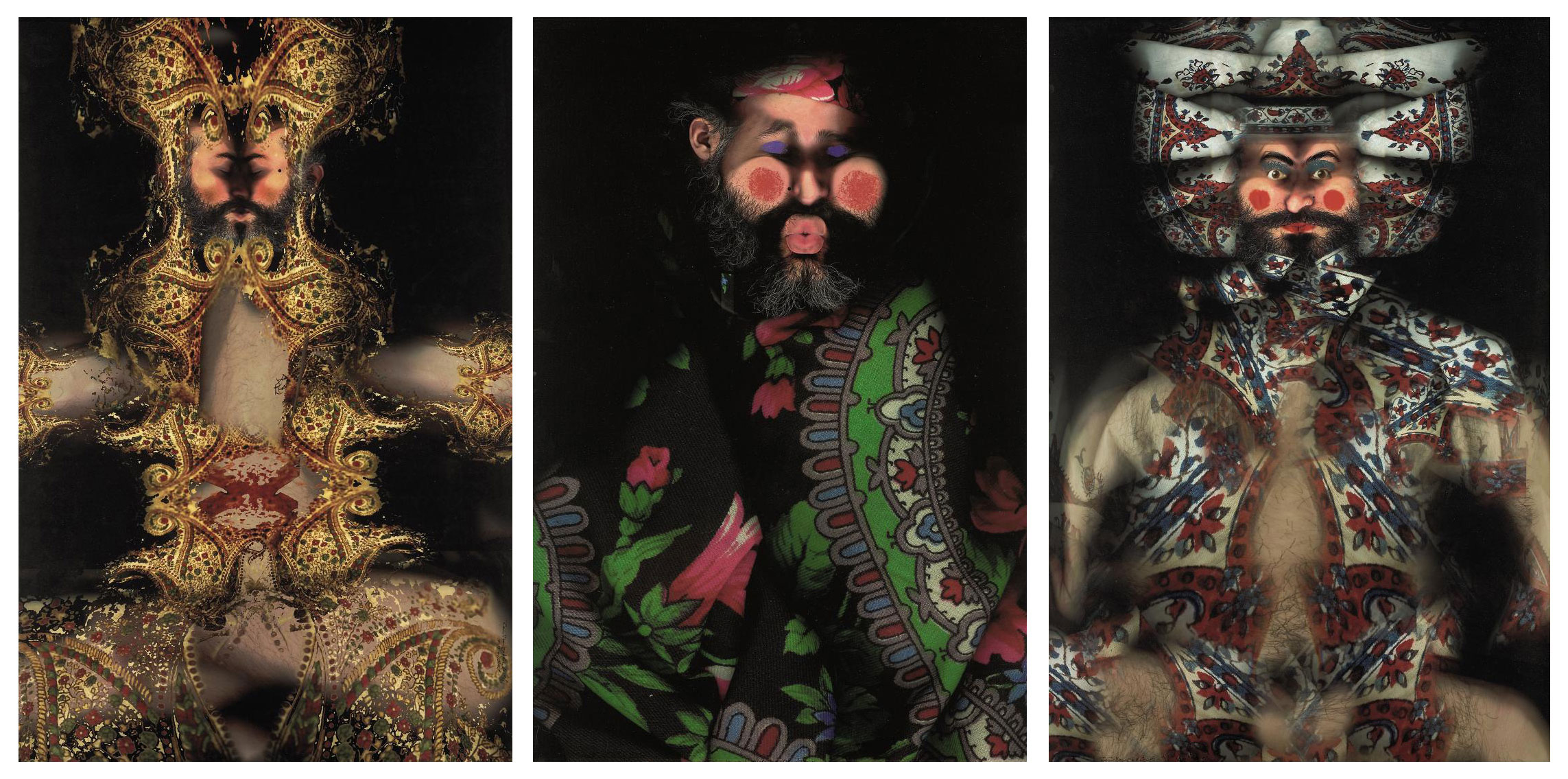 Three Works From The Theatre Group Series