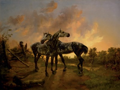 RUDOLF KOLLER (1828-1905)