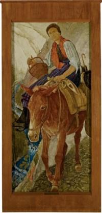 La belle Rose (La Descente des Mayens), 1937