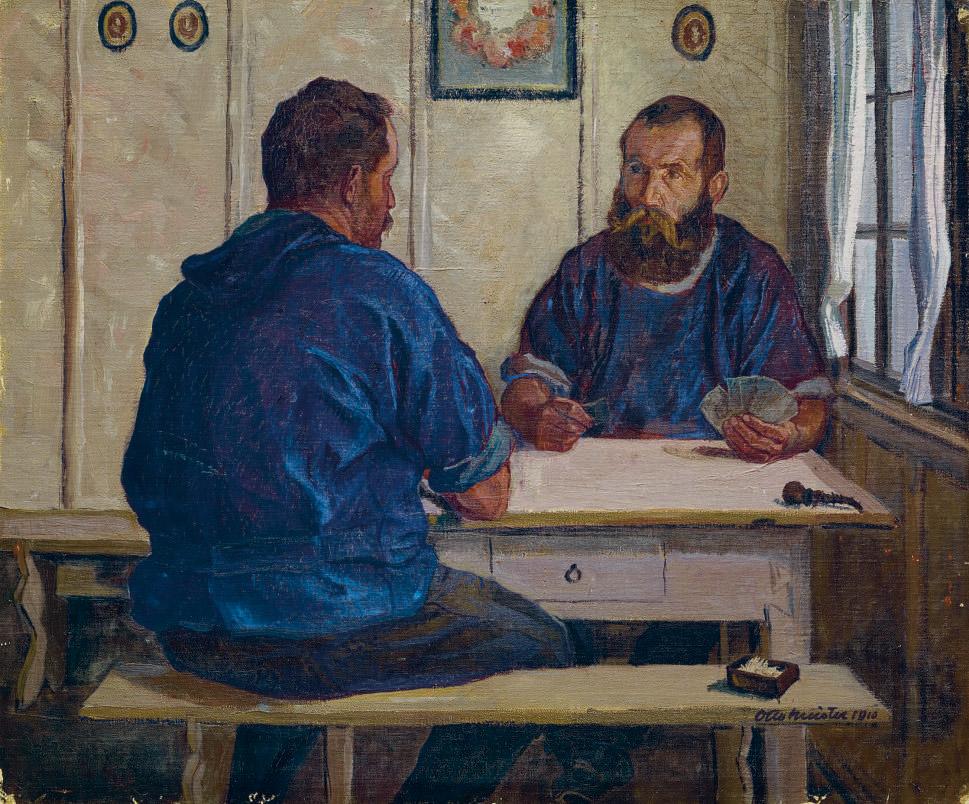 OTTO MEISTER (1887-1969)