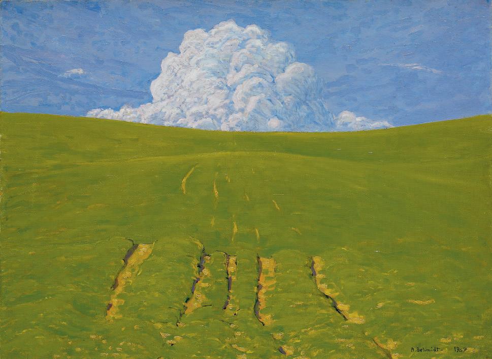 Nuage, 1909