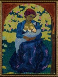Mutter und Kind, 1911