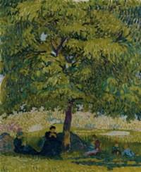 Der Nussbaum, 1908