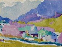 Bergell, um 1911-15