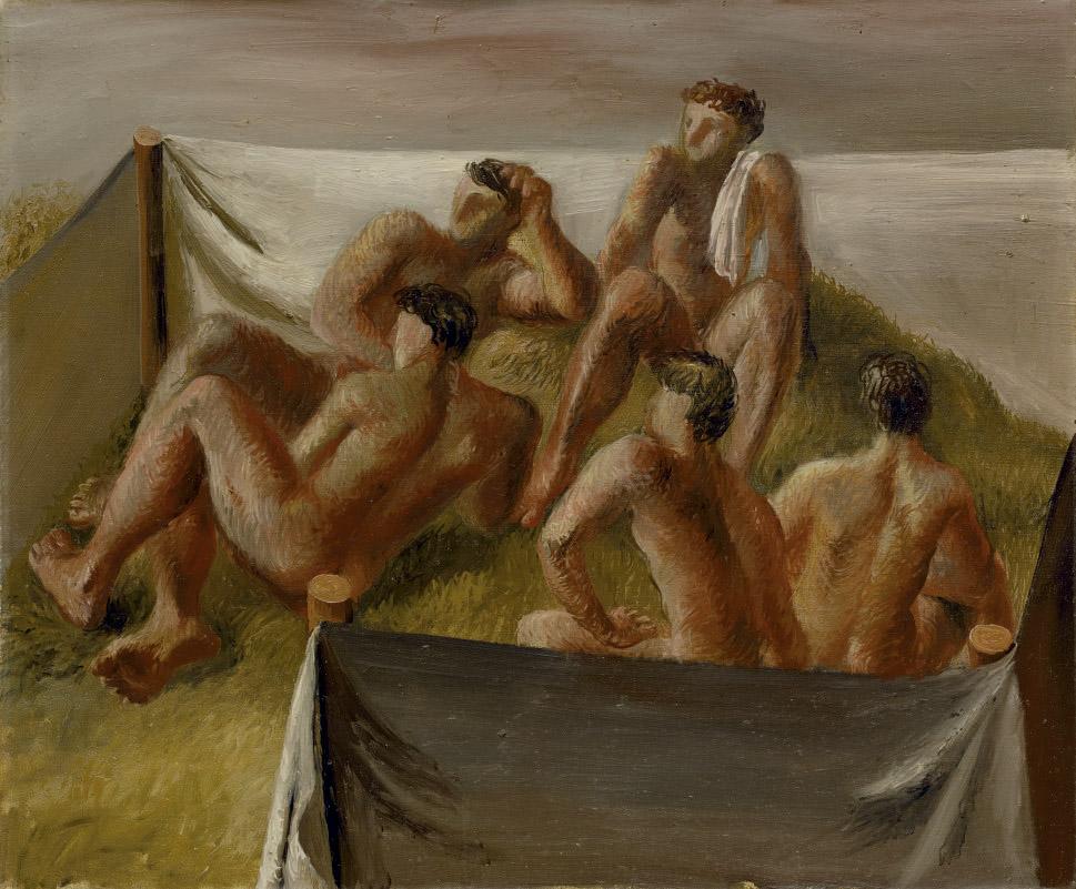 Sonnenbad, 1932