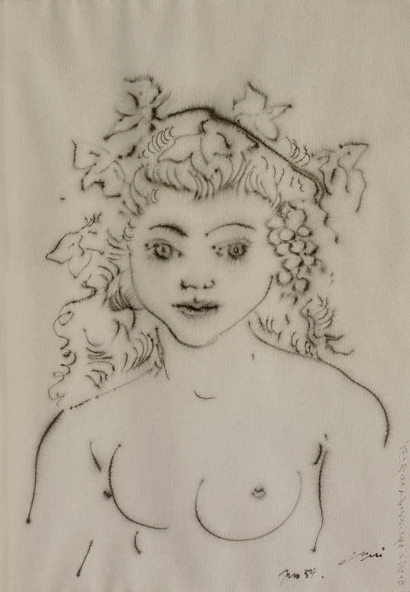Bacchantin, 1954