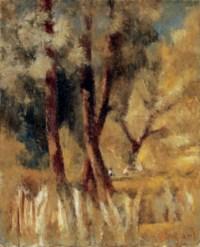 Le maïs est cueilli, on va aux châtaignes, 1944