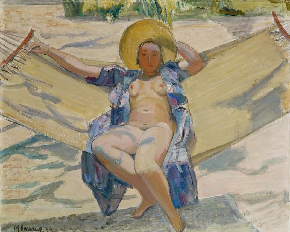 La Sieste au soleil, 1944