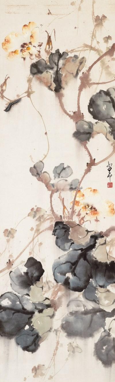 ZHAO SHAO'ANG (1905 -1998)