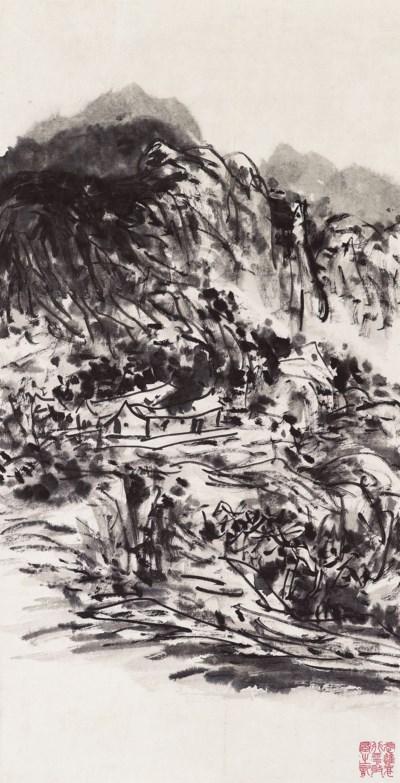 HUANG BINHONG (1864-1955, IN T