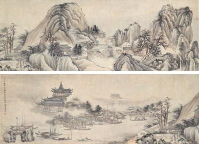SHANGGUAN ZHOU (1665-1749)