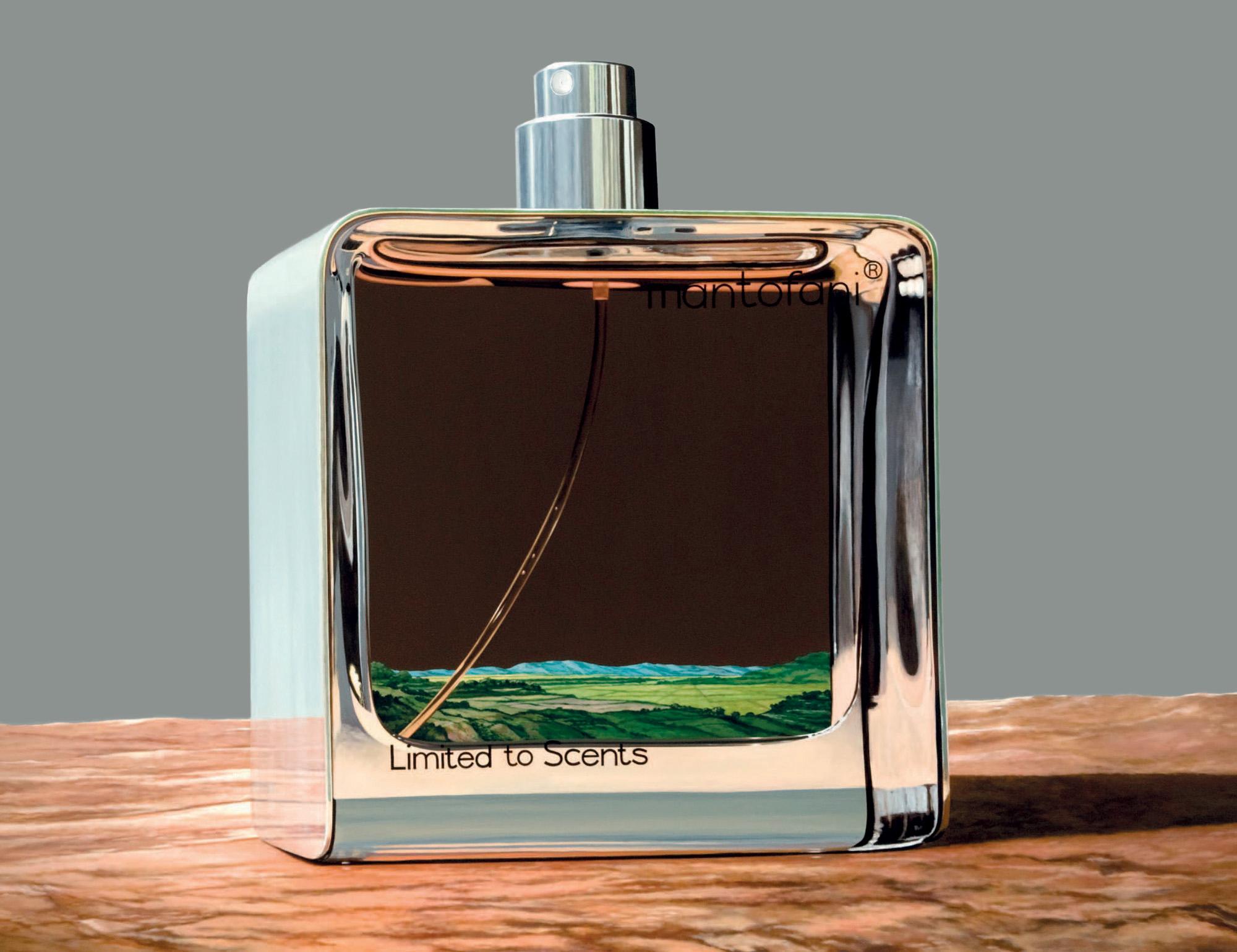 Sebatas Aroma (Limited to scents)