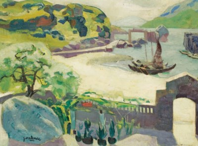 JEAN VOLANG (Vietnam 1921-Fran